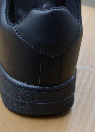 ... стильные модные1  Женские кроссовки черные кожа кожаные из кожи новинка  стильные модные2 ... 0c9f4012b99