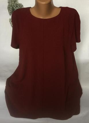 Стильное платье  с карманами m&s