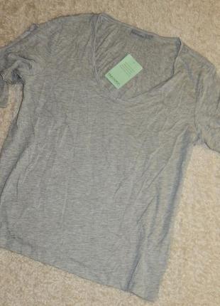 Стильная женская футболка от blue motion. настильная ткань германия