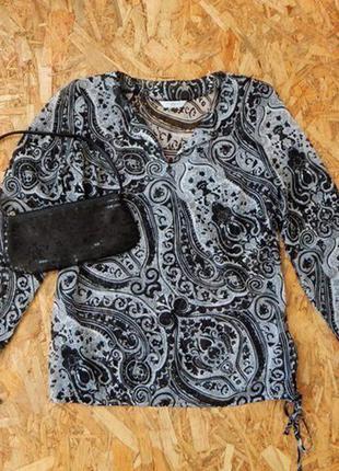 Туника, размер m-l, блуза, блузка