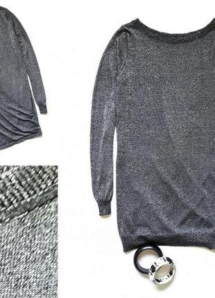 Красивый свитерок с открытой спиной от south.