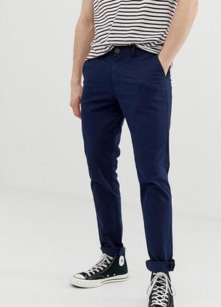 Легкие летние брюки джинсы vogele р.54, тонкий хлопок 100%
