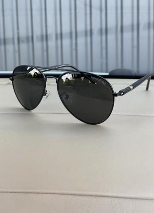 Очки солнцезащитные капелька мужские