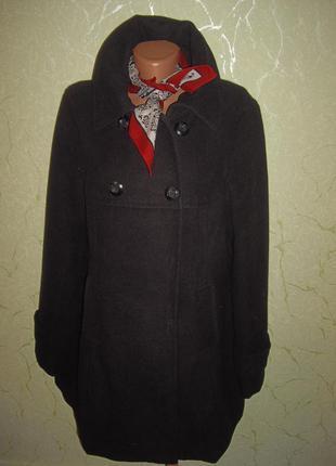 Пальто свободного покроя. yessica - xxl