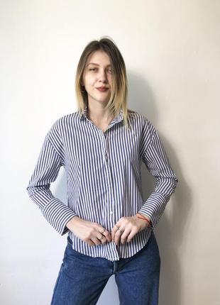 Новая рубашка в полоску от mango