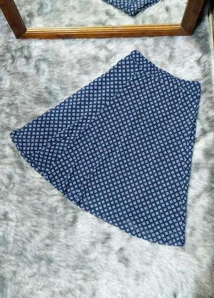 Sale юбка в мелкий принт s.oliver