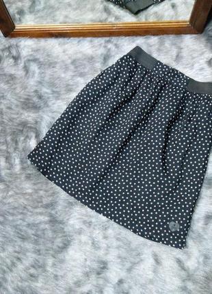 Sale юбка в принт звездочки tom tailor