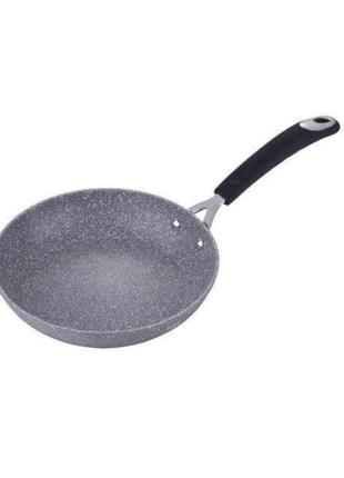Сковорода 24 см stone touch line grey brh 1146 n1 фото