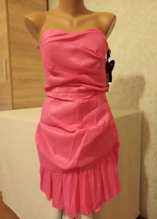 Новое шикарное платье от vera mont, р. 36 s