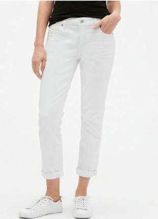 Gap.летние джинсы girlfriend .р 27-28.сша.оригинал