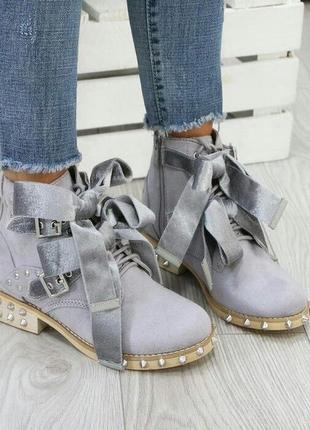 Эксклюзивные ботинки