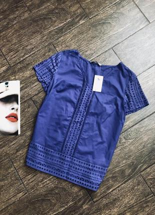 Очень красивая хлопковая блуза