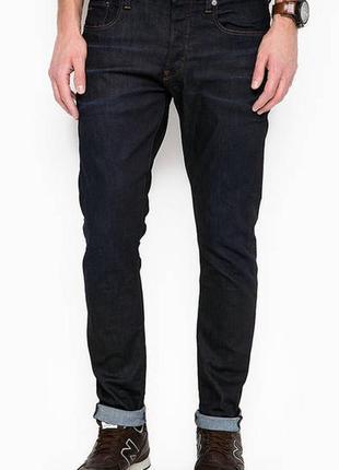 Супер крутые мужские джинсы g-star raw р. 46-48 (31/34) индия