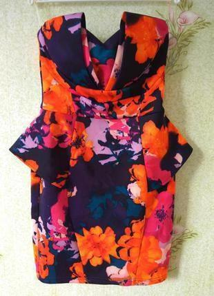 Очень красивое платье # платье из неопрена # sale # lipsy