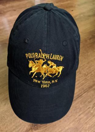 Оригинальная бейсболка кепка polo ralph lauren уценка