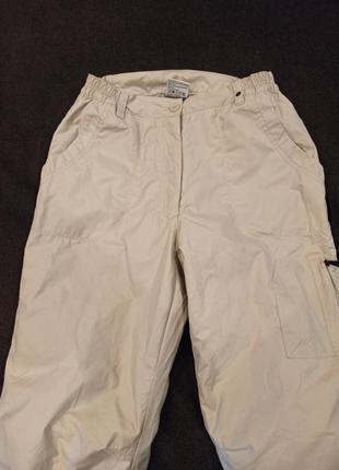 Теплые зимние брюки, штаны camargue (утеплитель thinsulate)