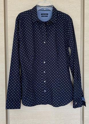 Рубашка хлопок изумительный marco polo размер 38