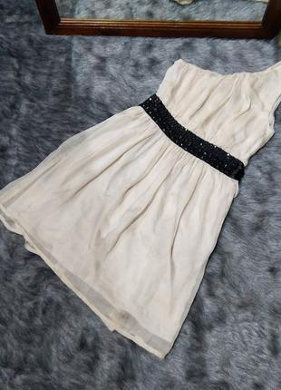 Sale платье с акцентным поясом