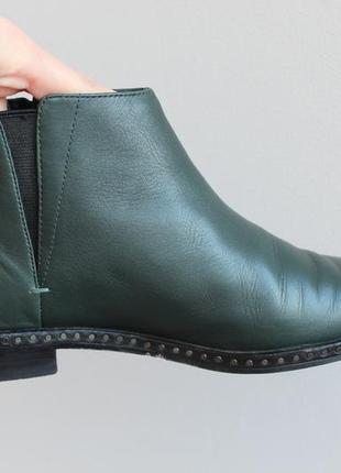 Крутые ботинки &other stories кожа