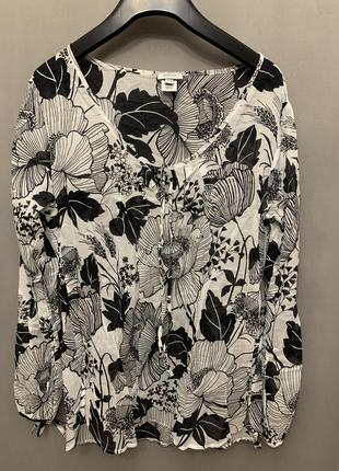 Кофточка блузка разлетайка gant