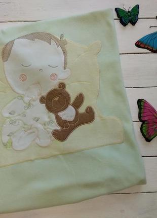Хлопковое одеялко aziz