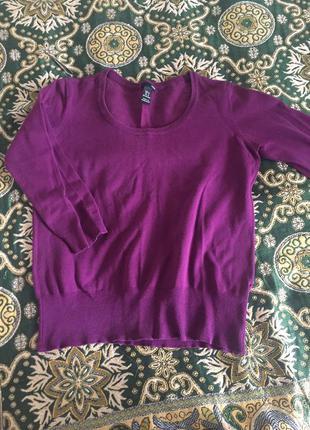 Джемпер кофта пуловер h&m