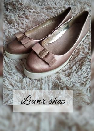 Бежеві туфлі mengfuna583-64b