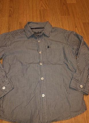 Rebel 6-7 лет рубашка