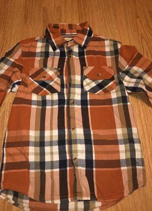 Tu 116 (6лет) рубашка