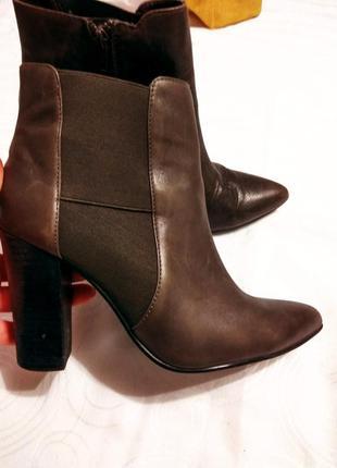 Стильные ботиночки 25см