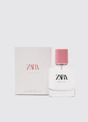 Парфюмированная вода,духи,зара, zara.orchid 30ml
