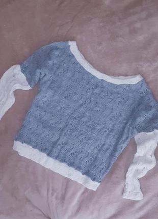 Красивый свитерок м