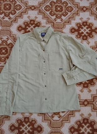 Оригинальная рубашка helly hansen (хейли хансен)