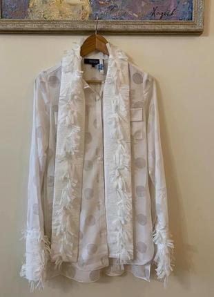 Крутая рубашка блуза лилия  пустовит