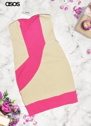 Новое платье в обтяжку asos