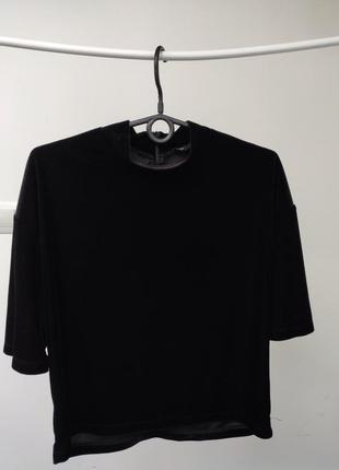 Sale! велюровая футболка moos copenhagen