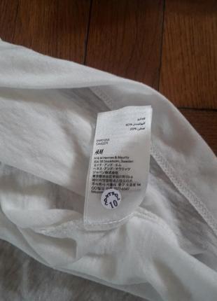 Блуза вышиванка от h&m5 фото