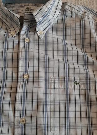 Рубашка тениска lacoste