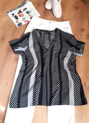 Базовая блуза 100%вискоза