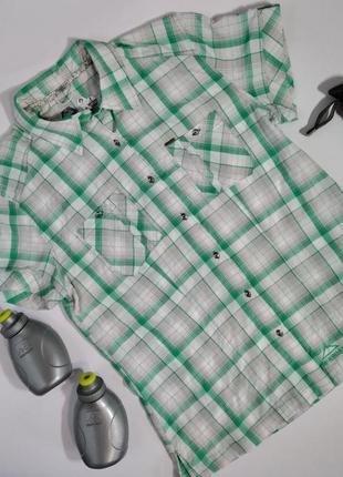 Женская спортивная, трекинговая рубашка mckinley, 40 (новая)