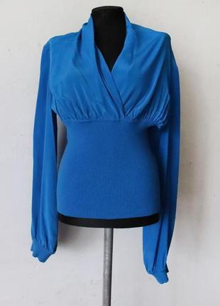 Блуза  премиум бренда adolfo dominguez