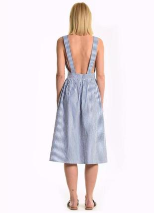 Сукня міді