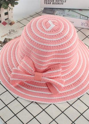 Шляпа женская летняя. размер 56-58см
