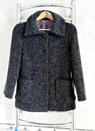 Стильное пальто полупальто на весну осень