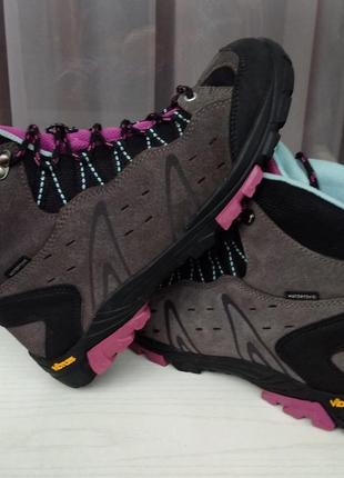 Трекинговые ботинки everest, мембрана watertex