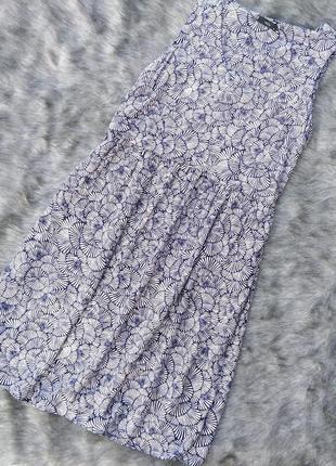 Sale платье из натуральной вискозы m&co