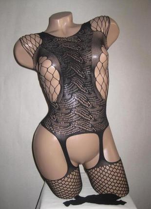 10 сексуальная боди-сетка/ бодистокинг