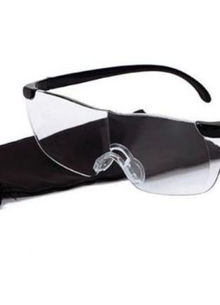 Очки лупа big vision  + мягкий чехол в подарок