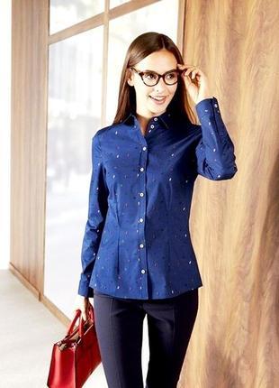 Стильная натуральная , яркая блуза , рубашка от esmara , германия , 40 евро