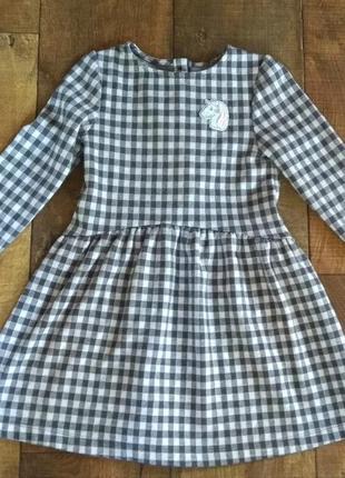 Платье сарафан 5-6-7л 110-116см